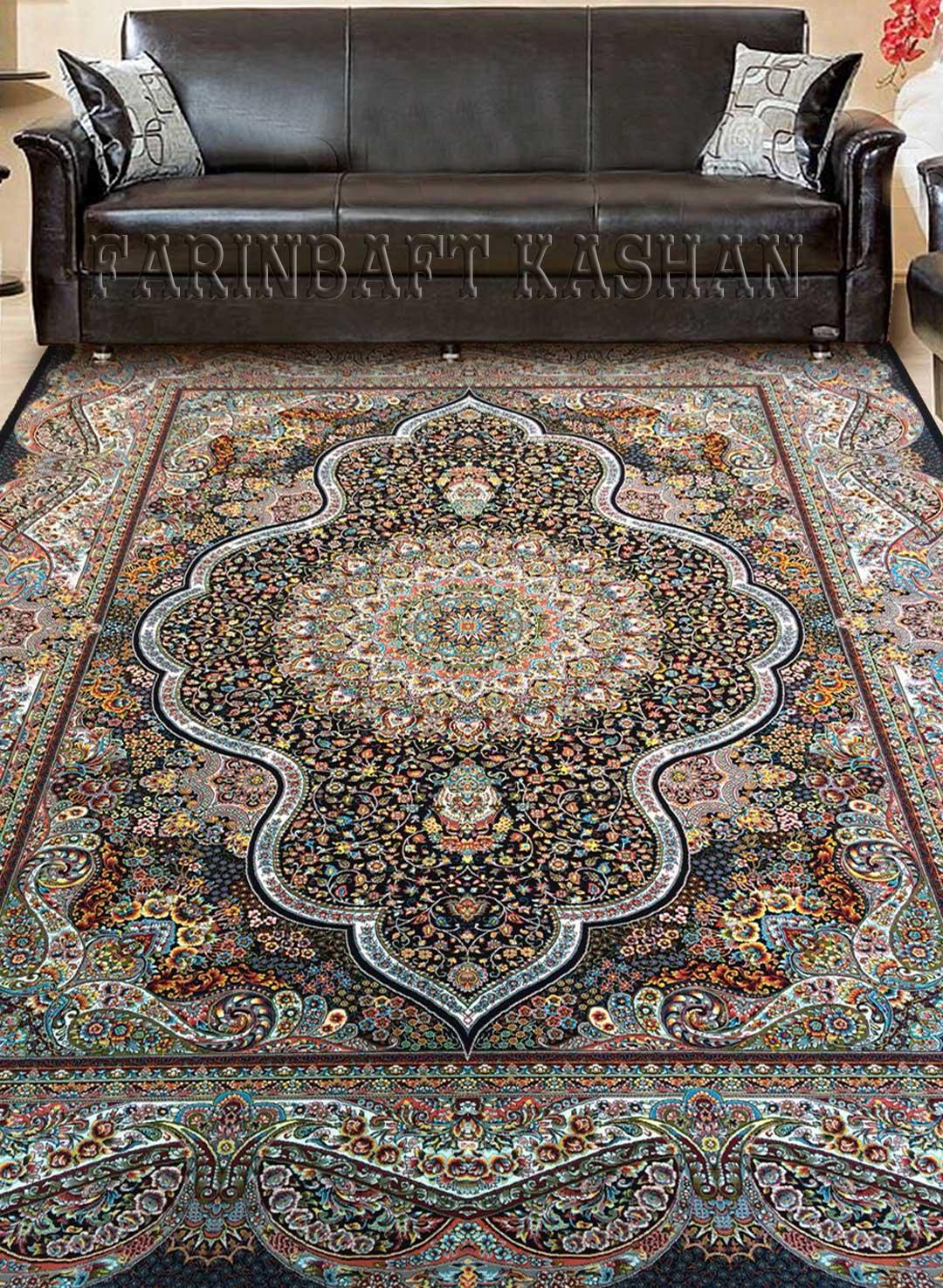 نمای بافته شده فرش النا