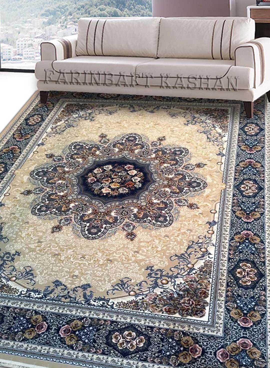 نمای بافته شده فرش الیا