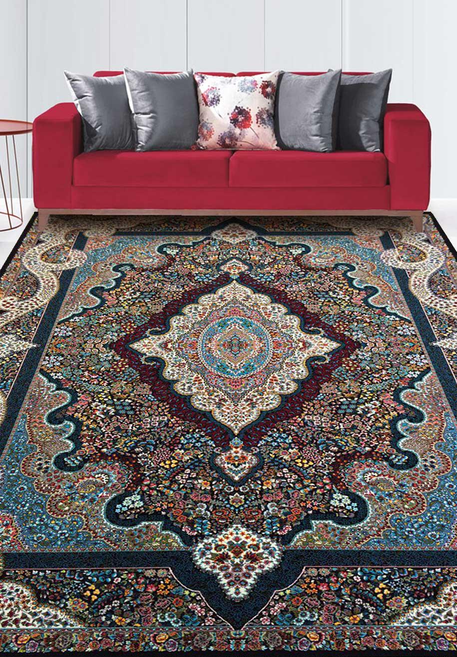 نمای بافته شده فرش نگار