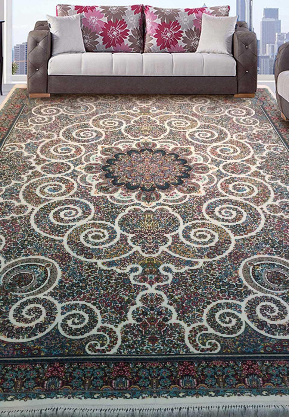 نمای بافته شده فرش میترا