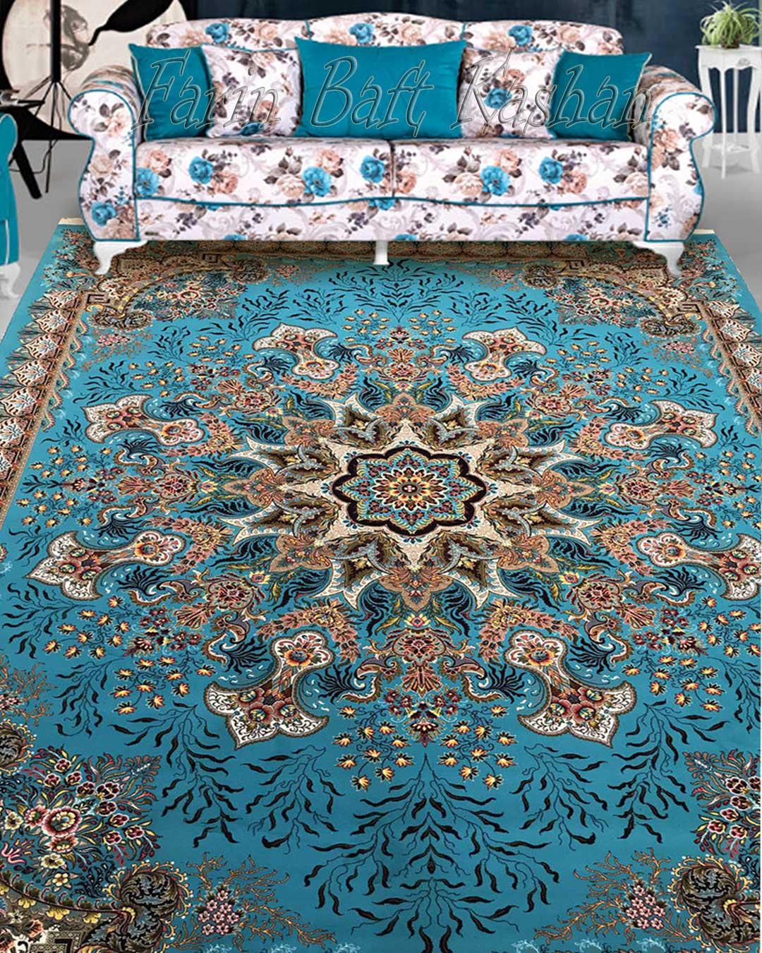 نمای بافته شده فرش آدرینا