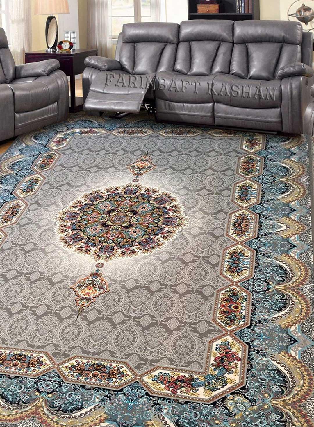 نمای بافته شده فرش هالیدی